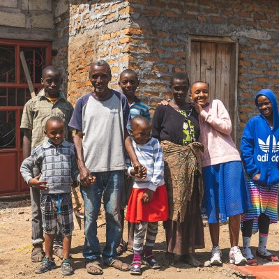 A New Home for the Francis Family